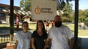 Orange Literacy Event